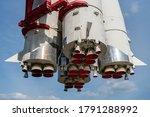 Turbines Of The Vostok Rocket...