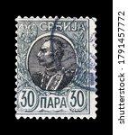Serbia   Circa 1905   Cancelled ...