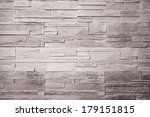 stone wall construction material   Shutterstock . vector #179151815