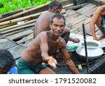 Bangladeshi Fisherman Caught...