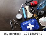 A Survival Kit Is Useful To...