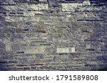 Photo Of Brick Stone Wall...