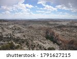 Looking South from Calf Creek Viewpoint - Grand Staircase-Escalante National Monument