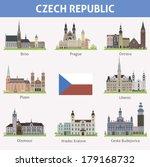 Czech Republic. Symbols Of...
