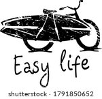 Easy Lifestyle  Surfing Bicycle ...