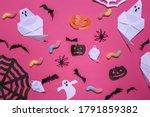Handmade halloween decor and...