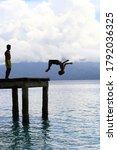 Ambon Island Indonesia   May...