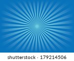 Radial Background Vector...