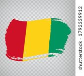 flag  guinean republic  from...