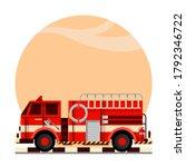 Firefighter Extinguish The Fir...