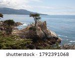 Pebble Beach  California  Usa ...