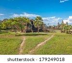 angkor wat temple  siem reap ... | Shutterstock . vector #179249018