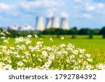 Nuclear Power Plant Out Of...