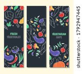 collection banner design with... | Shutterstock .eps vector #1792947445