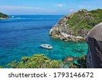 Calm Aquamarine Andaman Sea ...