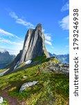 Segla The Most Iconic Peak Of...