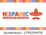 national hispanic heritage...   Shutterstock .eps vector #1793259478