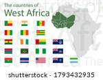 set of icons for flags of west...   Shutterstock .eps vector #1793432935