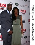 Small photo of LOS ANGELES - FEB 28: Adewale Akinnuoye-Agbaje, Amma Assante at the 2014 GREAT British Oscar Reception at The British Residence on February 28, 2014 in Los Angeles, CA