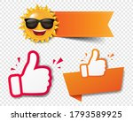summer sale banner recommended... | Shutterstock .eps vector #1793589925