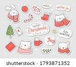 draw vector illustration... | Shutterstock .eps vector #1793871352