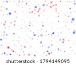 american independence day stars ... | Shutterstock .eps vector #1794149095