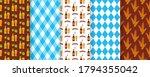 Oktoberfest Seamless Pattern....