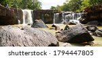 Tat Ton Waterfall Located In...