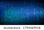 currency signs background.... | Shutterstock .eps vector #1794469918
