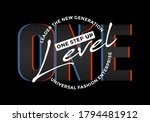 one step up level modern and... | Shutterstock .eps vector #1794481912