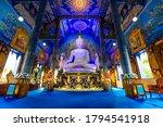 Wat Rong Suea Ten Or The Blue...