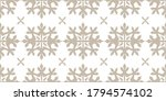 christmas drawing with... | Shutterstock .eps vector #1794574102