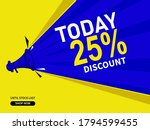 today sale  design for business.... | Shutterstock .eps vector #1794599455