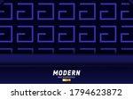 luxury premium blue vector... | Shutterstock .eps vector #1794623872
