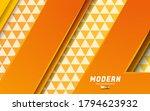 modern geometric abstract shape ... | Shutterstock .eps vector #1794623932