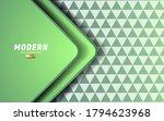 modern geometric abstract shape ... | Shutterstock .eps vector #1794623968