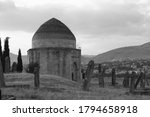 Ancient Mausoleum And Cemetery...