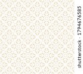 golden vector minimalist... | Shutterstock .eps vector #1794676585