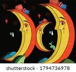 mid autumn festival vector... | Shutterstock .eps vector #1794736978