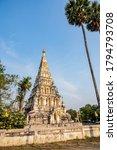 Chedi Liem Temple Or Wat Chedi...