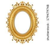 Vector Illustration Of Gold...