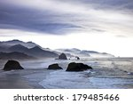 Cannon Beach In Portland On...