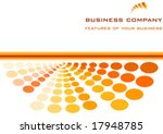 business template background ... | Shutterstock .eps vector #17948785
