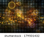 geometry of space series.... | Shutterstock . vector #179501432