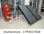 Solar Collector And Boiler...