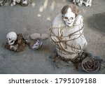 Well Preserved Mummy In Tomb A...
