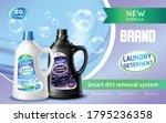laundry detergent realistic...   Shutterstock .eps vector #1795236358