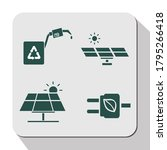 design of eco friendly fuels ...   Shutterstock .eps vector #1795266418