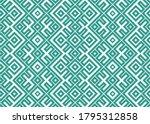 national knitting striped...   Shutterstock .eps vector #1795312858