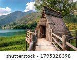 Prehistoric pile dwellings...